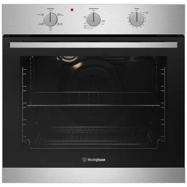 Westinghouse WVE613SC Electric Oven - Stove Doctor