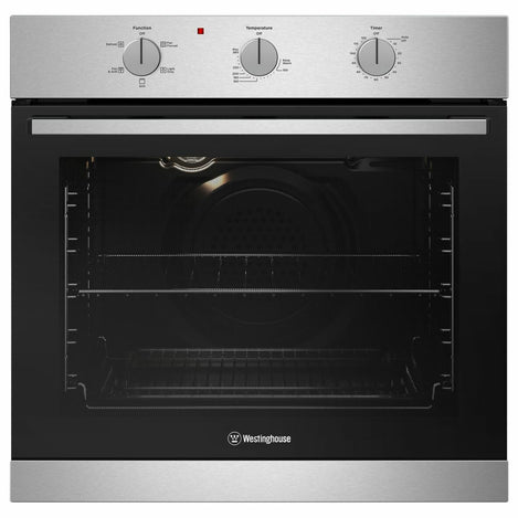 WESTINGHOUSE WVE614SC Single Electric Oven - Stove Doctor