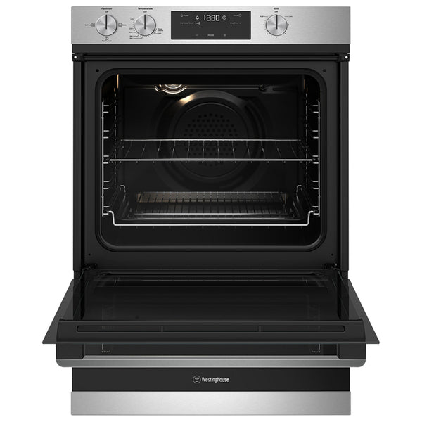 Westinghouse WVG665SC Gas Wall Oven With Grill