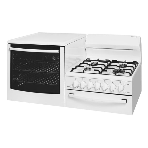 Westinghouse WDG103WB-L Elevated Gas Oven/Stove - Stove Doctor