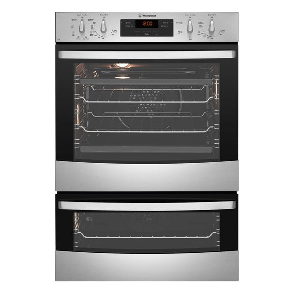 Westinghouse WVE626S 60cm Electric Built In Double Oven - Stove Doctor