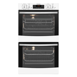 Westinghouse WVE636W 60CM Electric Built In Double Oven - Stove Doctor