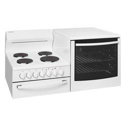 Westinghouse WDE135WA-R Elevated Electric Stove