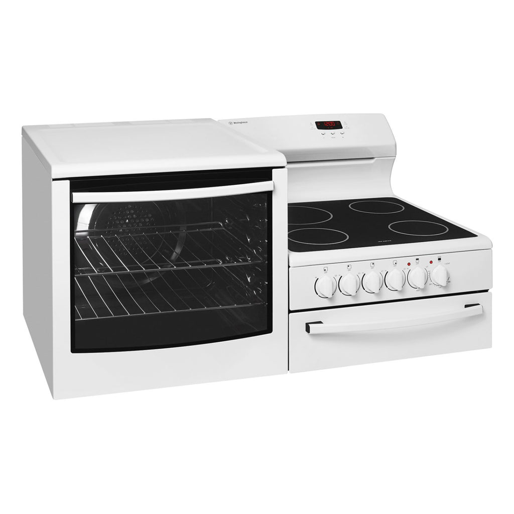 Westinghouse WDE147WA-L Elevated Electric Oven/Stove
