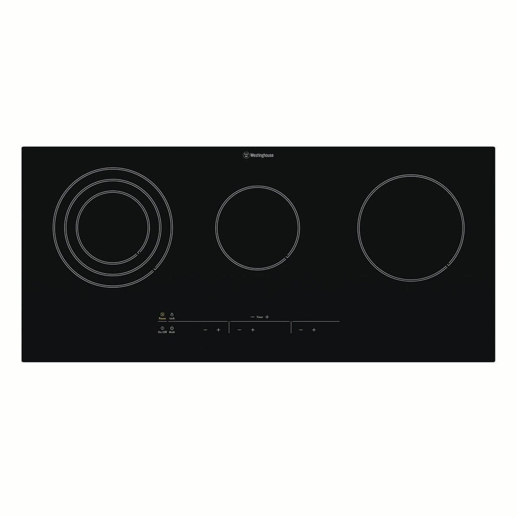 Westinghouse WHC934BA 90cm Ceramic Electric Cooktop