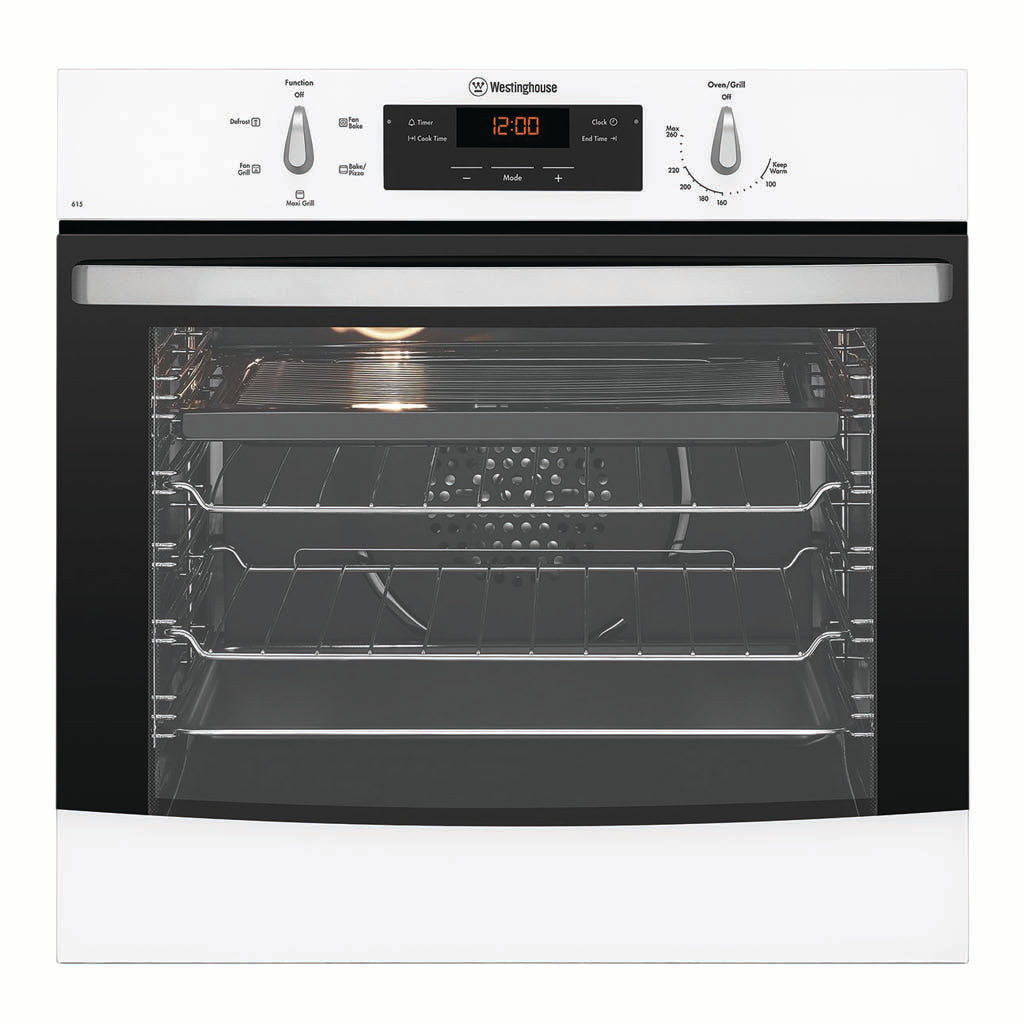 Westinghouse WVE615W 60cm Electric Built-In Oven