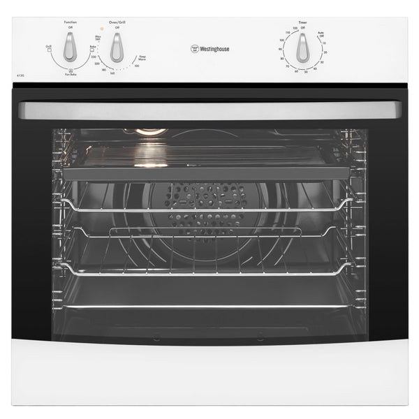 Westinghouse WVG613W 60cm Built-In Electric Oven