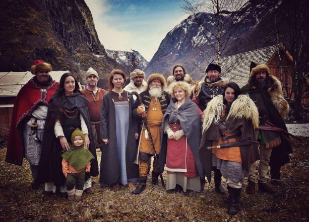 LIVING LIKE A VIKING-DO YOU WANT TO TRY?