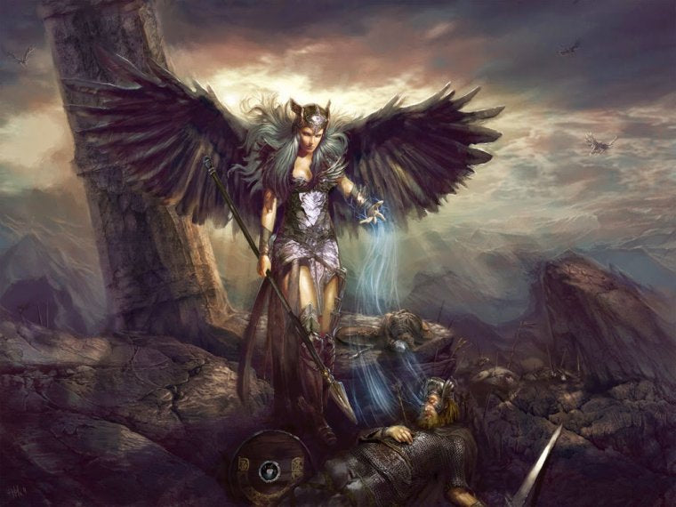 Names Of The Valkyries In Norse Mythology: An Insight Look