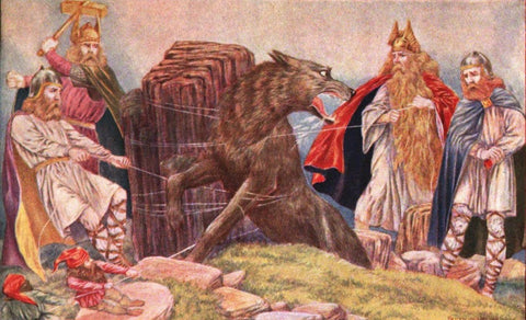 Bears In Norse Mythology