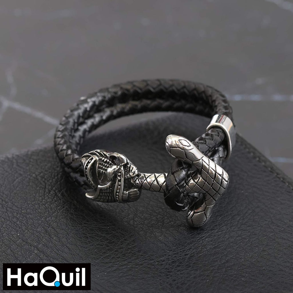 Haquil Punk Rock Anchor Bracelet Jewelry