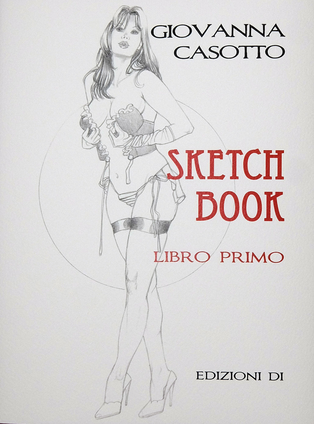 Casotto Volume Sketch Book