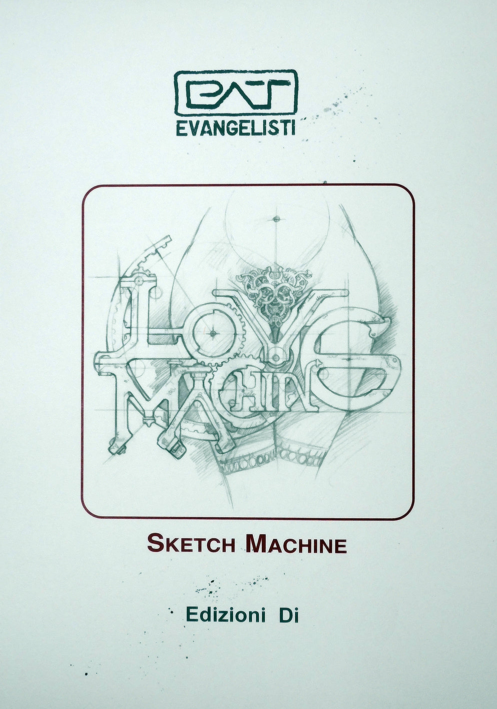 Portfolio Sketch Machine
