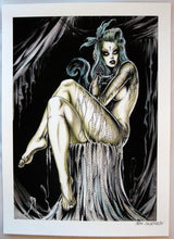 Portfolio Pinups From The Crypt