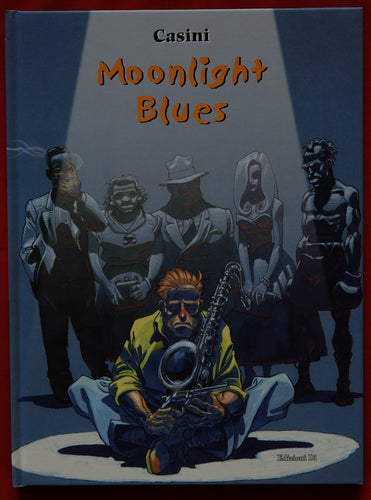 CASINI VOLUME MOOLIGTH BLUES - Grifo Edizioni