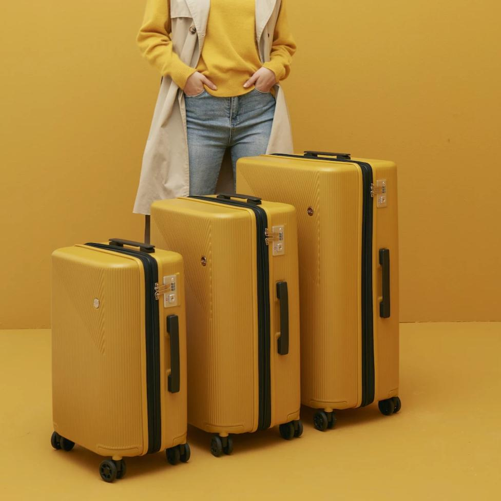 MaxMotion Expandable สี Mustard Yellow