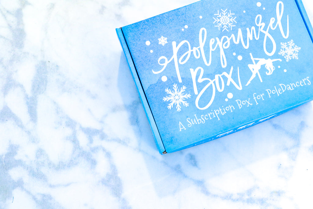 Pole Videos and Chill Winter Polepunzel Box - Subscription Club for Pole Dancers