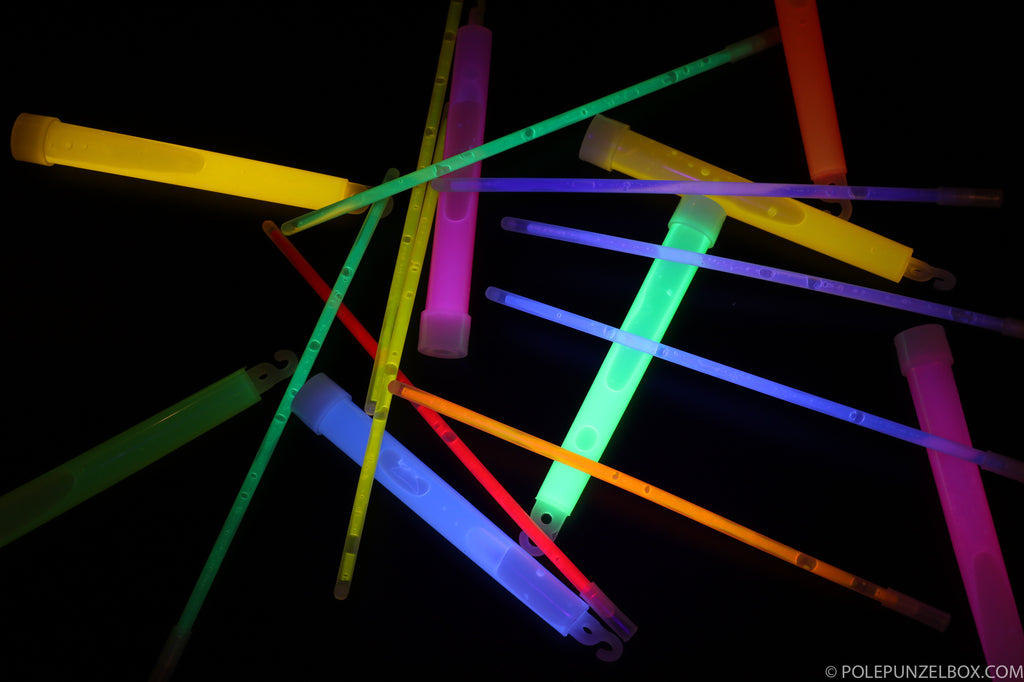 Glow Sticks Glow Pole Box