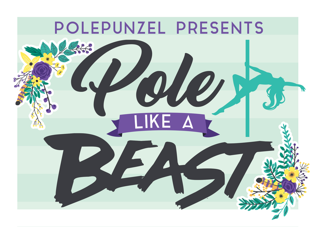 The Polepunzel Box - The Subscription Box for Pole Dancers Spring 2018 Box