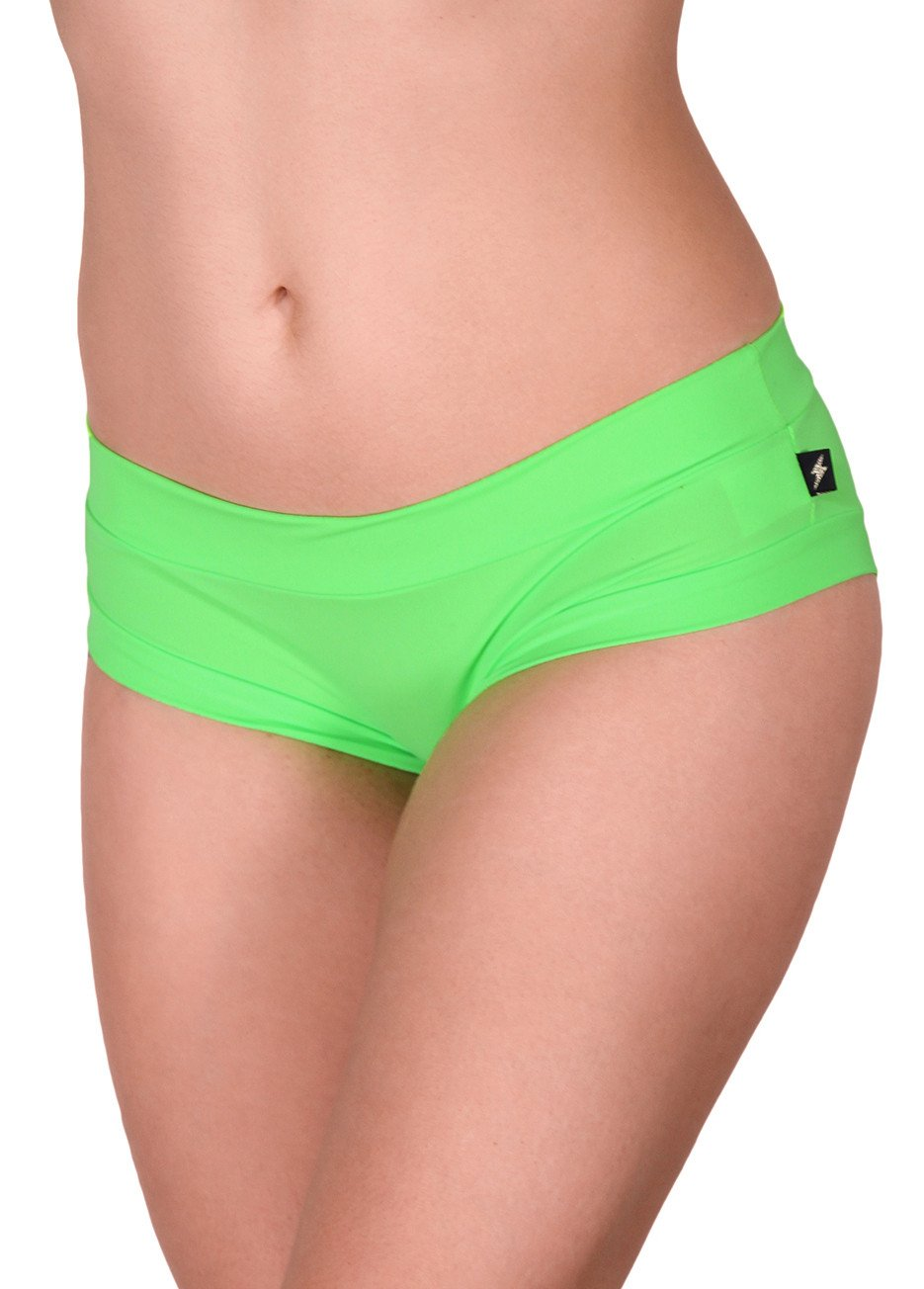 Cleo the Hurricane Lime Green Slime Poler Bottoms