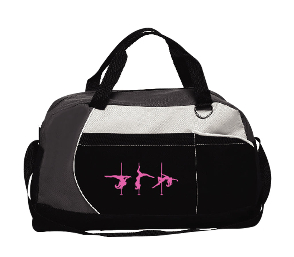 On the Way to Pole Large Deluxe Poler Duffle