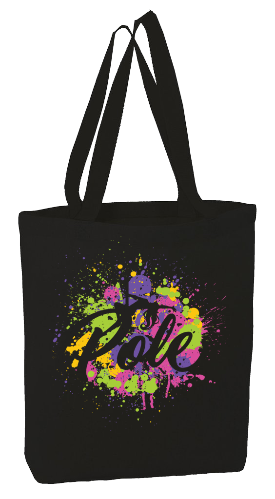 Get your Glow On - Poler Tote