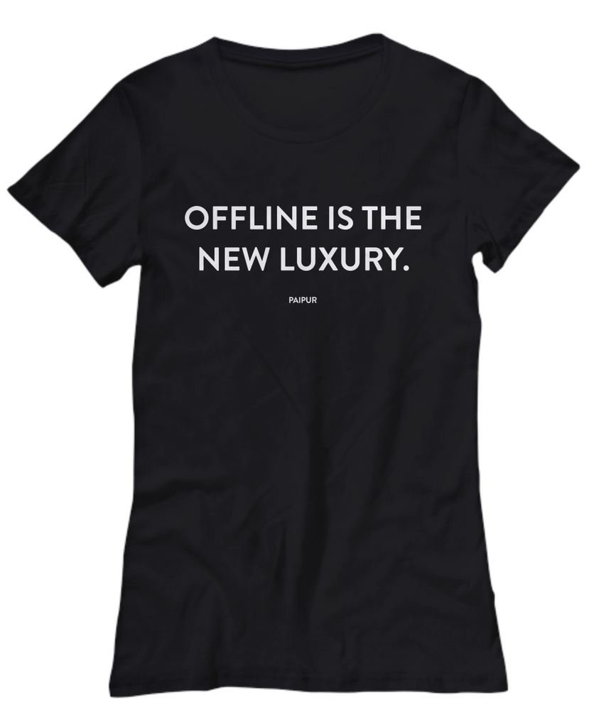 Offline Luxury Women's T-Shirt