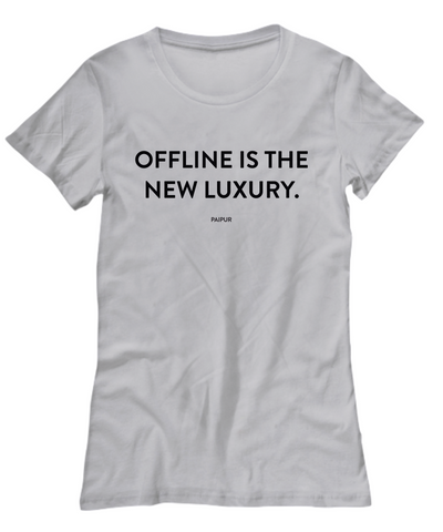 Image of Offline Luxury Women's T-Shirt