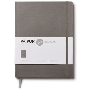 Hybrid Format Notebook - FOUNTAIN PEN EDITION - WIDE spacing 0.39 inch - 120GSM