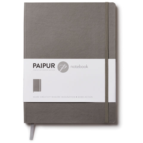 Image of Hybrid Format Notebook - FOUNTAIN PEN EDITION - WIDE spacing 0.39 inch - 120GSM