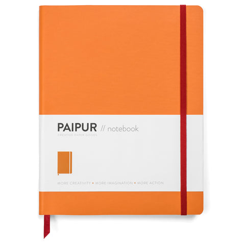 Hybrid Format Notebook - COLOR SERIES - WIDE spacing 0.39 inch