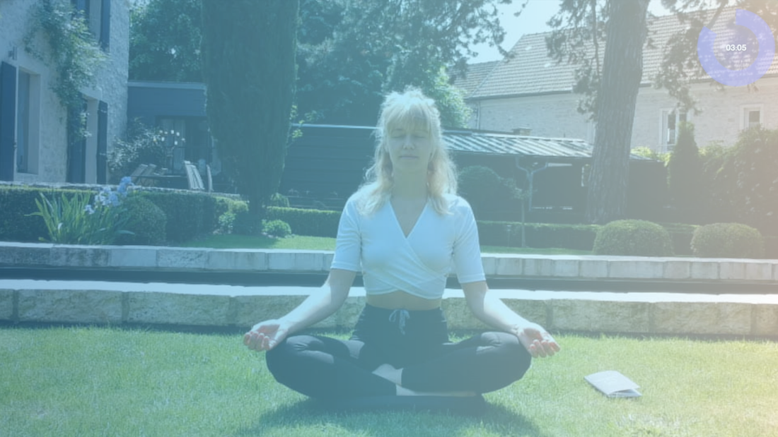 La méditation guidée la plus simple au monde 🧘‍♀️
