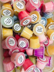 25 x Mystery Pack of Wax Shot Pot Melts