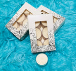 Plain Tealights Pack of 10
