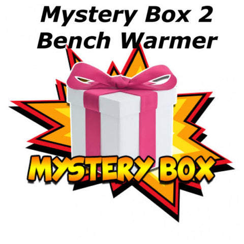 Mystery Box 2 - Bench Warmer