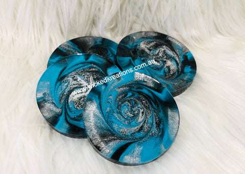 Resin Coasters