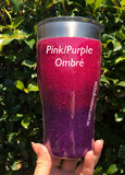 20oz Glitter - Stainless Steel Travel Tumbler