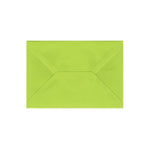 C6 Spring Green Envelopes by Gobrecht & Ulrich - Back Closed