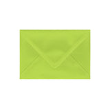 C6 Spring Green Envelopes by Gobrecht & Ulrich - Back