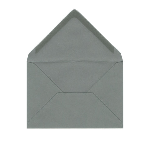 Gobrecht & Ulrich C6 Stone Grey Envelopes