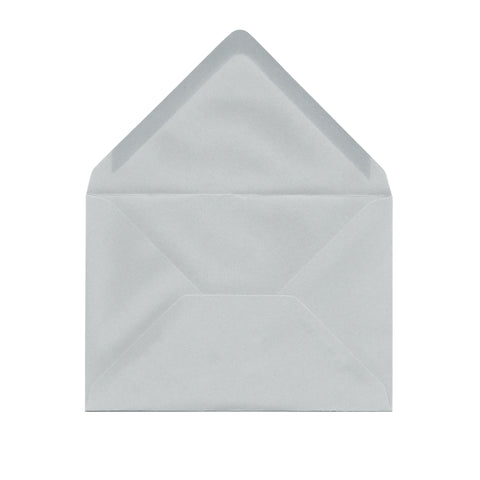 Cloud Grey Envelopes - DIN C6 / C7 - 100 gsm