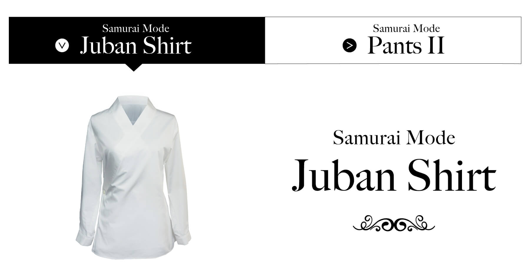 Juban Shirt