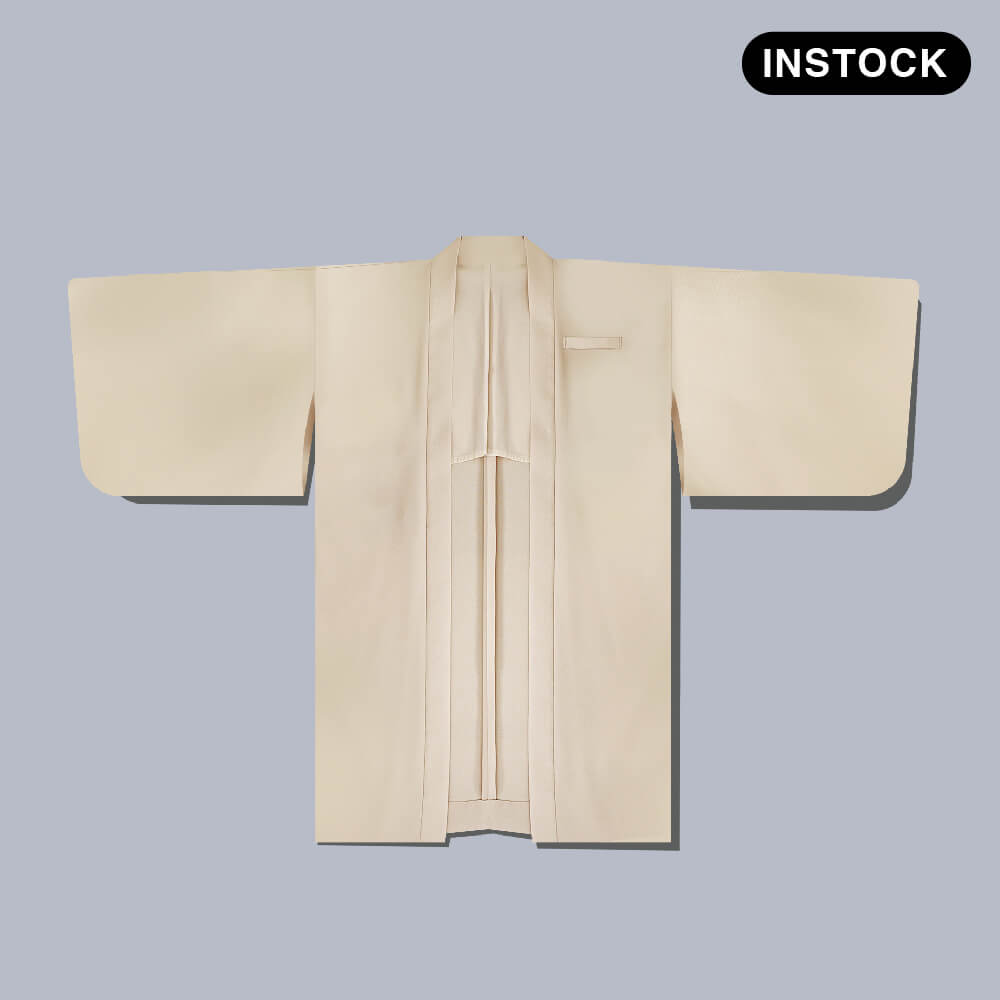 Samurai Mode Jacket -Standard model Ivory-