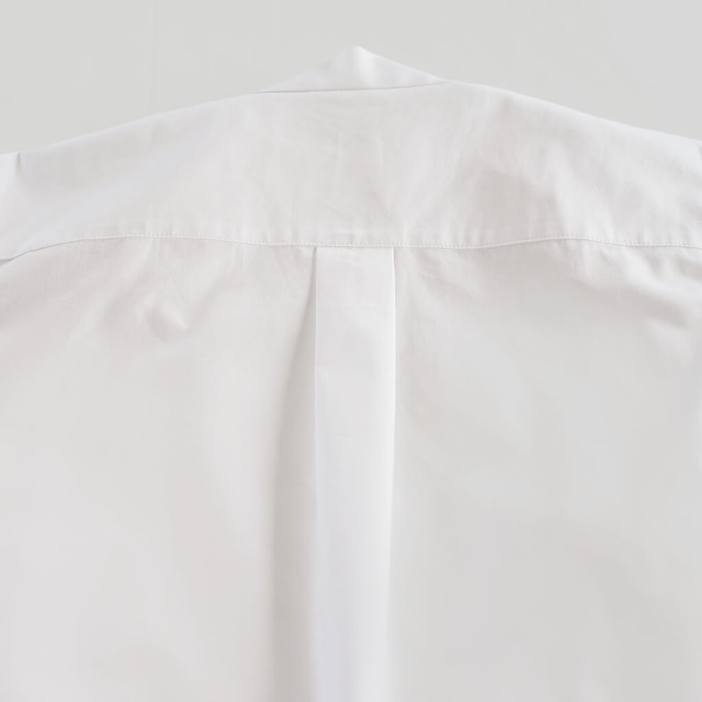 Samurai Mode Shirt -White-