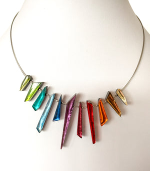 Rainbow Icicle Collection