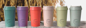 Huski Rice Husk Travel Cups & Lunch Boxes