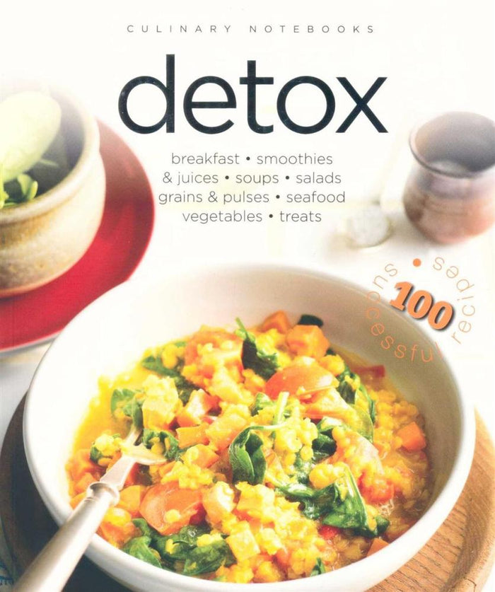 """Detox"" - Culinary Notebooks"