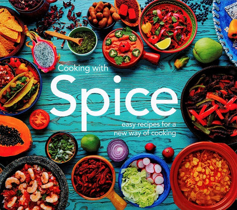 """Cooking with Spice"""