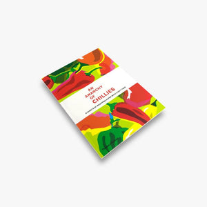 An Anarchy of Chillies - Book of Giftwrap & Tags