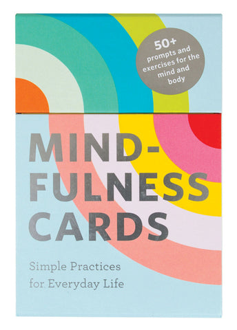 Mindfulness Cards - Simple Practices for Everyday Life